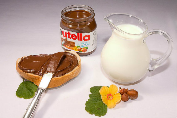 NutellaSpread